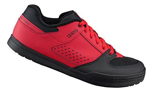 SHIMANO SH-GR500 Schuhe red Schuhgröße EU 41 2020 Rad-Schuhe Radsport-Schuhe