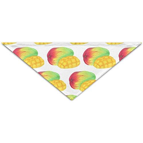Emild Mango Art Patroon huisdier sjaal hond kat Bandana kragen driehoek halsdoek