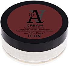 ICON Mr. A Cream, 3.17 oz (Pomade. Medium. Movement)