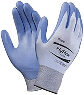 ANSELL 11-518 Ultralight HyFlex Cut Resistant Gloves Size 11 [PRICE is per PAIR]