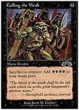 Magic: the Gathering - Culling the Weak - Exodus