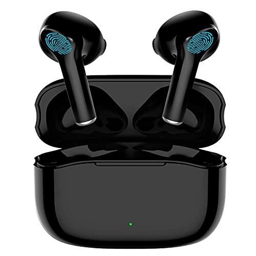 Bluetooth Kopfhörer, Kopfhörer Kabellos In Ear Bluetooth 5.1 Wireless Kopfhörer mit USB-C Quick Charge, IP67 Wasserdicht, 25 Std Wiedergabe, Sport Earbuds mit Mikrofon für iPhone Android