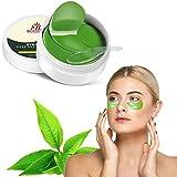 Eye Mask | Eye Patch | Collagen Maske | Anti Aging Pads mit Hyaluron Augenpflege | Augenpads | Feuchtigkeit Spendende | Augenringe and Tränensäcke Care | Falten | 30 Pairs