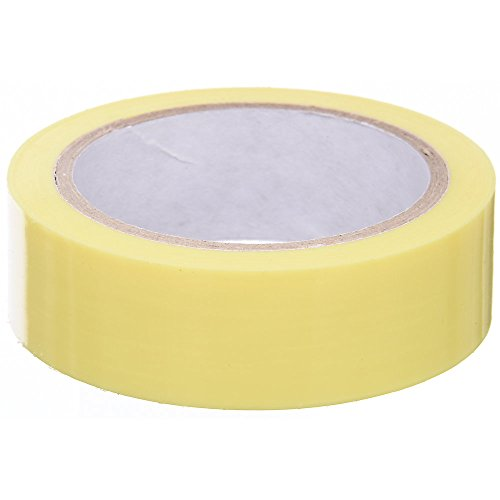 JOE'S NO FLATS Tubeless Tape Nastro Tubeless, Giallo, 25 x 9 mm