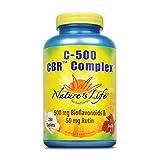 Nature's Life VIT C + Bioflavonoids + Rutin | 250 ct