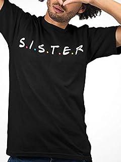Sister ATIQ T-Shirt for Men, XXL