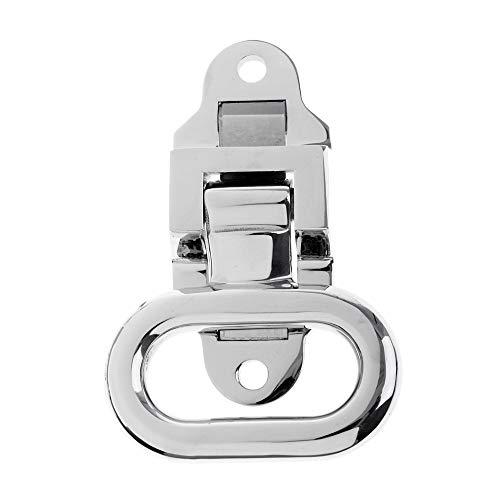 Opaltool - Scalino pieghevole in acciaio inox, per rimorchi, camper, autobus