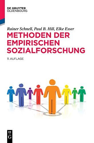 Methoden der empirischen Sozialforschung (De Gruyter Studium)