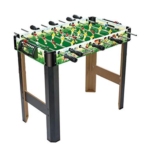 Tischfußballmaschine Sportfußballtisch Kinderfußballspieltisch Startseite Eltern-Kind Interaktives Billard Machine Boy Lernspielzeug geben Kindern Tischfußball