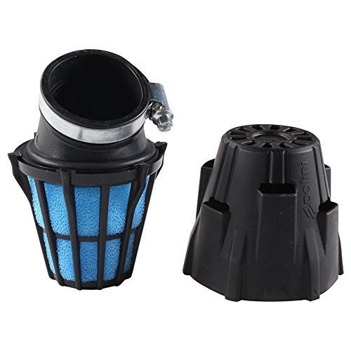 Polini Racing Air Filter (w/Cover); Universal