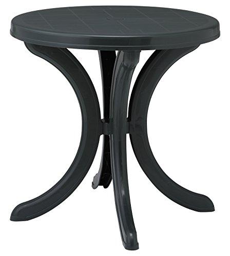 Bica 160.5 Capri Table, Vert, 76 x 76 x 11.8 cm
