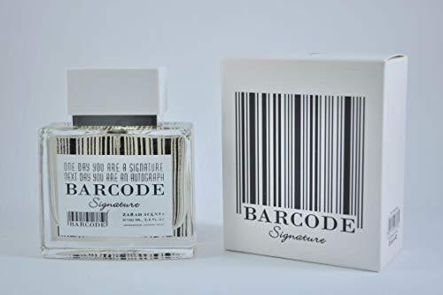 Paris Corner Signature Code barres unisexe 100 ml