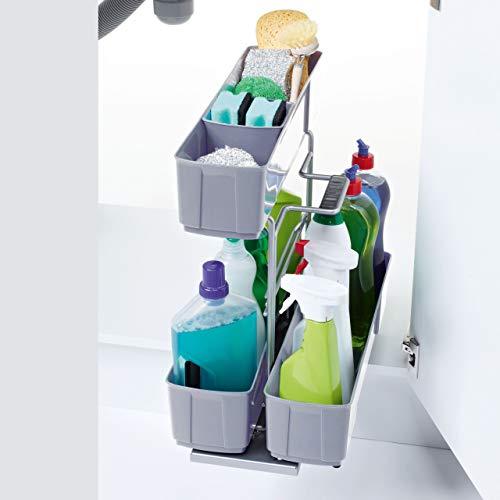 Sotech SO-Tech® CleaningAGENT Extracción para Productos de Limpieza (BxTxH: 298 x 480 x 480 mm)