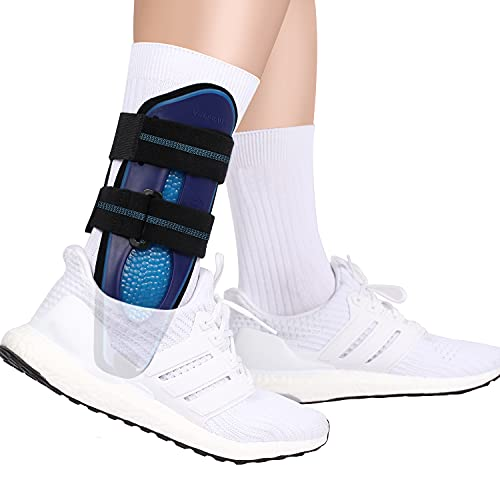 VELPEAU Ankle Support Brace, Ankle Stabilizer for Men & Women, Stirrup...