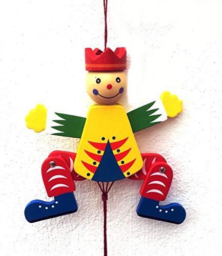 Brink Holzspielzeug Hampelmann Prinz