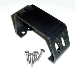 T-Maxx and E-Maxx Black Anodized Steering Servo Cover