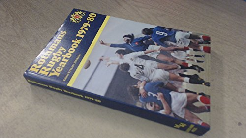 Rothman's Rugby Year Book 1979-80