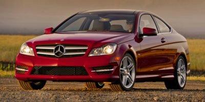 ... 2014 Mercedes-Benz C350, 2-Door Coupe 4MATIC ...