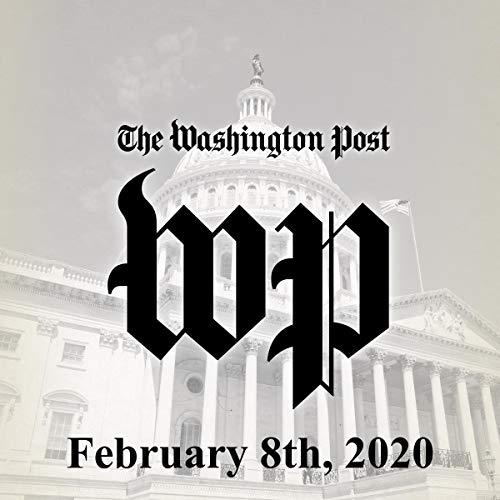 『February 8, 2020』のカバーアート