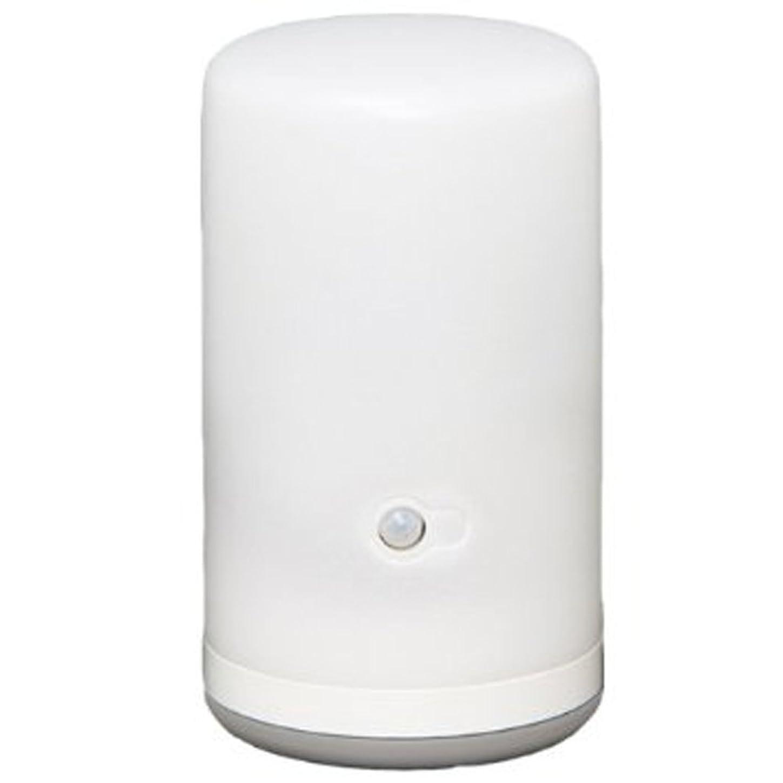 北米視線ホームアイリスオーヤマ センサーライト LED 乾電池式 BSL-10L