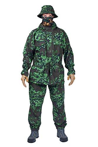 "SPOSN / SSO Reversible Suit Partizan-M Partizan SS-Spring SS-Autumn | Russian Army Uniform (52-54/182, Chest 41-43"" Height 72"")"