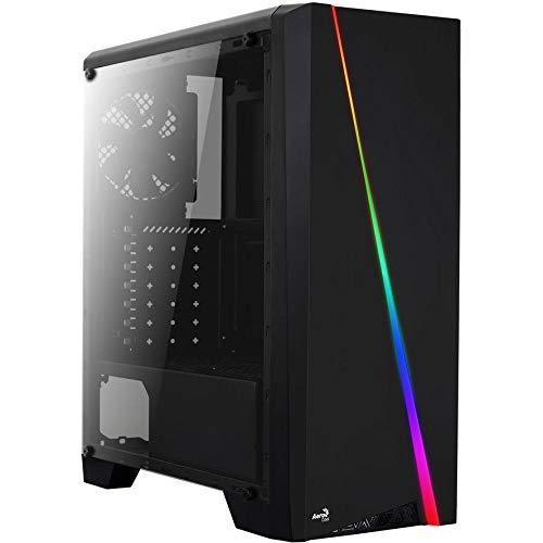Gaming PC AMD Ryzen 5 3600, 16GB DDR4 (2x8GB), Nvidia GTX 1660, 1TB SSD NVMe, 500Watt 80+ Netzteil, Win 10 Pro