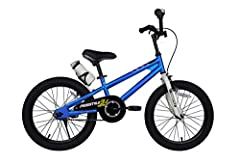 1. Easy to put together! 95% of the bike is assembled. Save your headache to install the front wheel and brake compared with 85% bikes.  Assembly tools and an easy-to-follow instructions are included. 2. Safer riding! Never-bent training wheels; Safe...