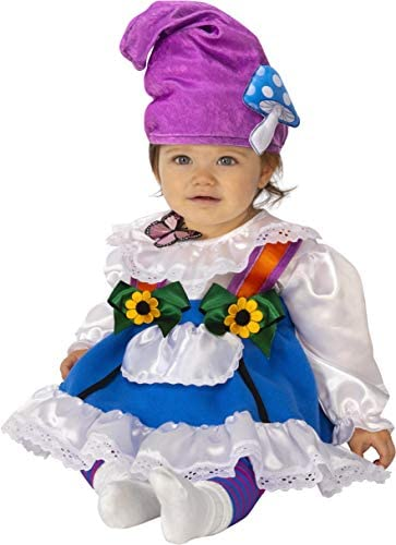 Rubie s baby girls Garden Gnome Girl Costumes As Shown Toddler US product image