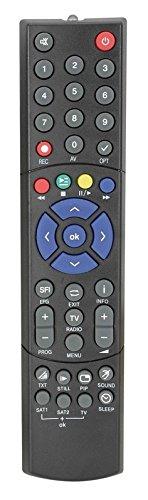 Original Fernbedienung für Telestar TELEDIGI 4 HD+ HD-DVR Receiver