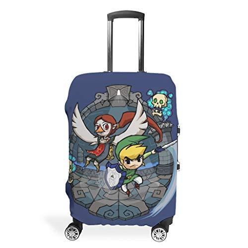 YxueSond gepersonaliseerde Zelda Reizen Bagage Spandex Reizen koffer Protector