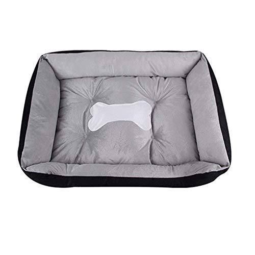 LYYJIAJU Cat nest bed Top Pet Bed With Memory Foam And Removable Cover Collection,Dog Bed Pet Bed Dog Sofa Pet Nest Coral Velvet Pet Kennel Cat Litter Cat Winter Lamb Cashmere Pet Mat