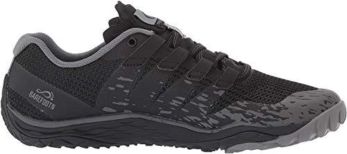 Merrell Women's Trail Glove 5 Sneaker, Black, 09.5 M US