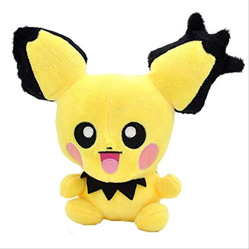 N\A Pikiachu Plush Toy Cute Cute Stuffed Dolls GIF - Juguete de Felpa Togepi de 18 cm