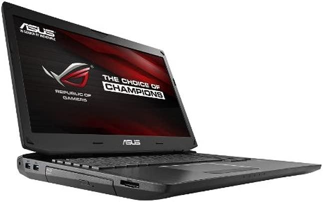 Asus G750JS-T4023H 43 9 cm 17 3 Zoll Laptop Intel Core i7 4700HQ 2 4GHz 8GB RAM 1 5TB HDD 256GBSSD NVIDIA GF GTX 870M DVD Win 8 schwarz Schätzpreis : 500,00 €