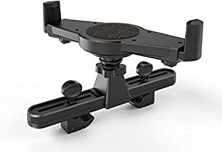 Universal Car Tablet Mount Holder Backseat Headrest Extendable Mount Compatible with Apple iPad, iPhone, Tablet and Smartp...