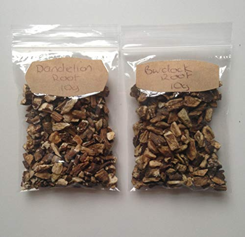 Incense, Dandelion Root & Burdock Root, For Use On Charcoal burners.