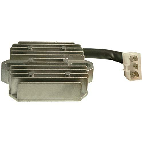 DB Electrical Voltage Regulator Compatible With/Replacement For Ltf500F Lt-F500 Suzuki Quadrunner Atv 1998 1999 2000 2001 2002, Gsxr600 Gsx-R600 Gsxr750 Gsx-R750, Vl1500 Vl-1500 Iintruder 1998-2004