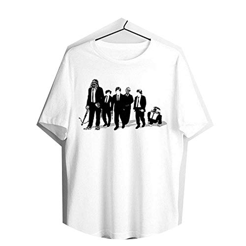 Game Over Tops Coffin Dance T-Shirt Cotton Spoof Tee Men Short Sleeve Funny Punk T Shirt Soft Streetwear Plus Size Male,M3397,M
