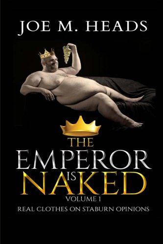 Book: The emperor is naked - volume 1 by Joe M. Heads