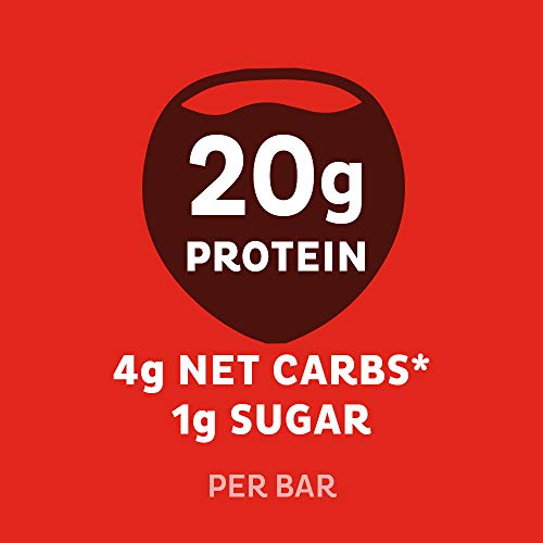 Quest Nutrition Chocolate Hazelnut Protein Bar, High Protein, Low Carb, Gluten Free, 12 Count 3