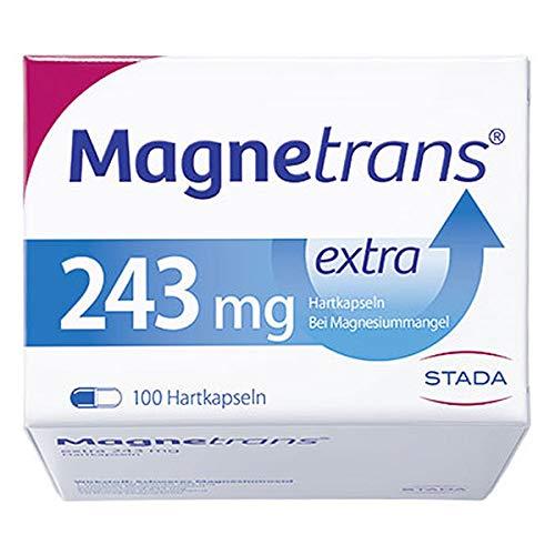 Magnetrans extra 243 mg, 100 St. Hartkapseln