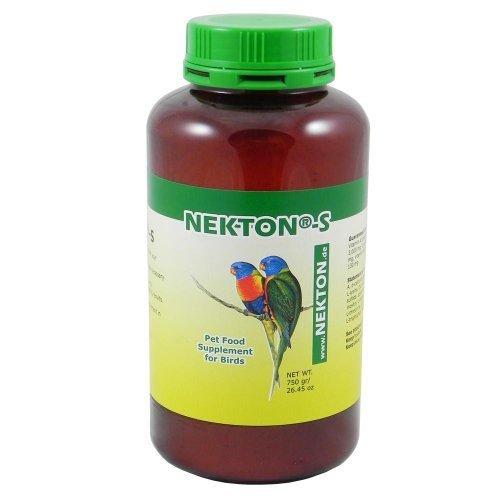 Nekton S Multi-Vitamin for Birds, 750gm by Nekton (English Manual)
