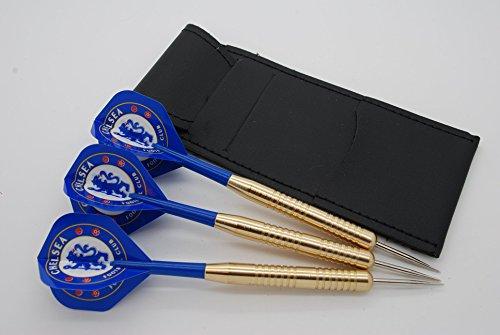 21g Chelsea Darts Set, Chelsea Dart Flights, Stiele & Fall