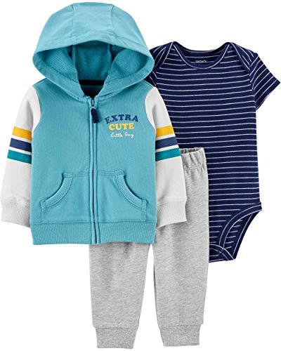 Carter's Baby Boys' 3 Piece Little Jacket Set 9 Months