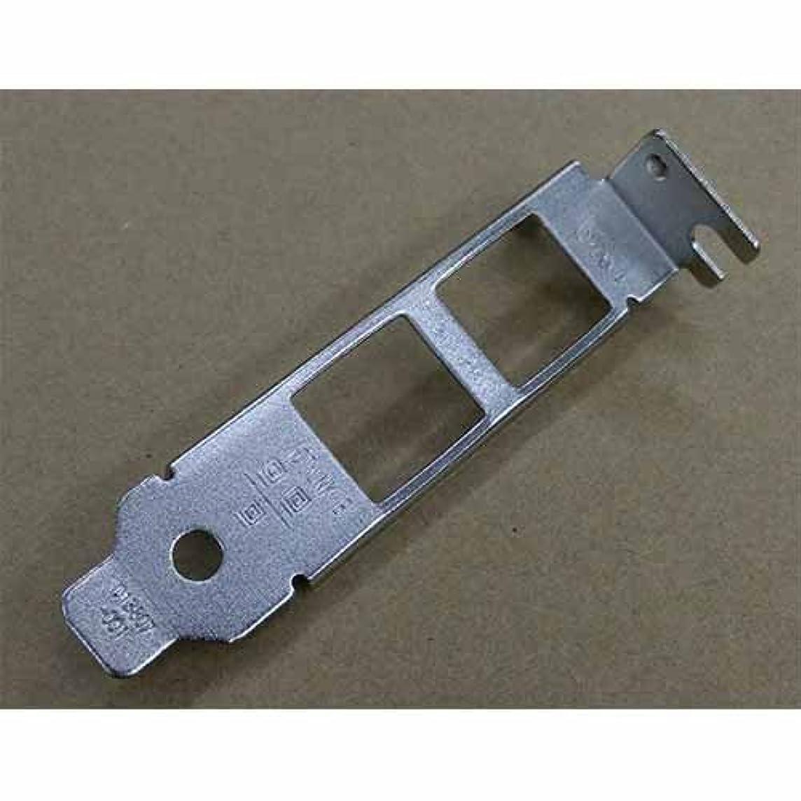 バングラデシュ鉱石居間Intel E1G42ET EXPI9402PT Dual Ports Low Profile Bracket 2U Adapter [並行輸入品]