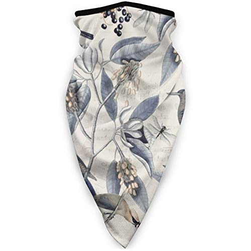 PengMin White Magnolia Flower Fashion Womens Multi-Pocket Vintage Canvas Handbags Miniature Shoulder Bags Totes Purses Shopping Bags