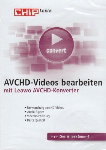 AVCHD Videos bearbeiten