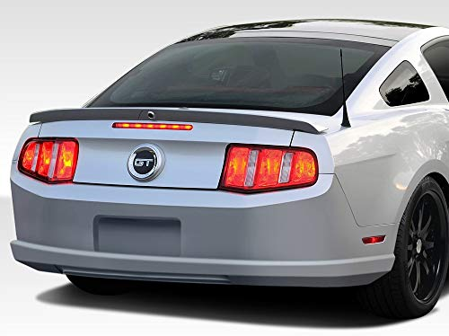 Compatible With/Replacement For Duraflex ED-VMY-083 Eleanor Rear Bumper - 1 Piece - Compatible With/Replacement For Mustang 2010-2012