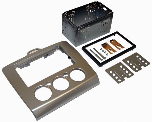Adaptateur autoradio 2 DIN + Cage pour Ford Focus.