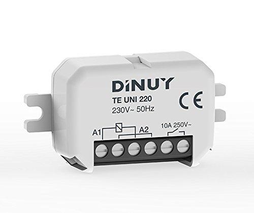Dinuy - TE UNI 220   Telerruptor unipolar
